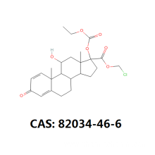 Cheapest Factory for Voriconazole Powder 99% Loteprednol etabonate api Lotemax cas 82034-46-6 supply to Turks and Caicos Islands Suppliers