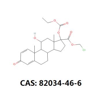 Loteprednol etabonate api Lotemax cas 82034-46-6