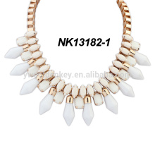 Fashion necklace Pure handmade bead necklace , fashion and charm jewellery
