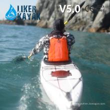 Schweden Günstige Touring Fußpedal Kunststoff Ocean Kayak zum Verkauf