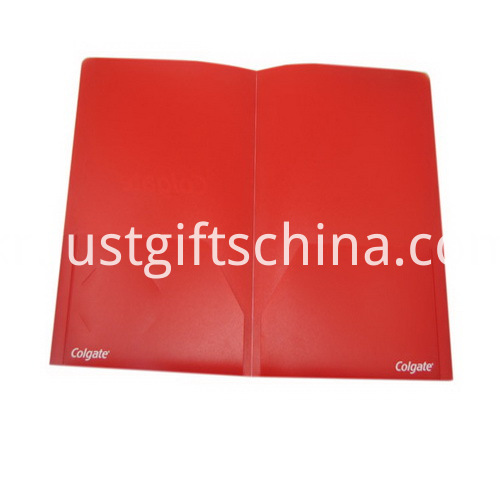 Promotional Two Pockets File Folder 3