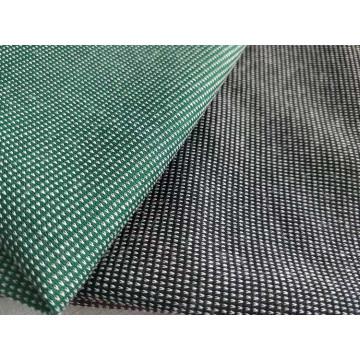 Tissu de tricot de coton de polyester