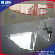 China Manufacturer Supply Heart-Shaped Donation Box