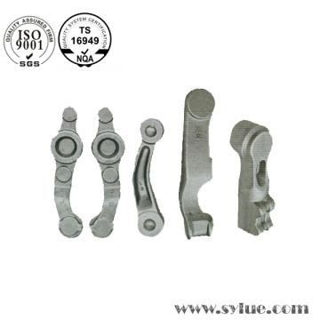 Präzisionsmaschinen Stahl Schmiedeteil