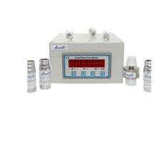 Equipo de prueba de componentes de administración de medicamentos.