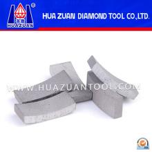 Алмазный сегмент для бурения бетона
