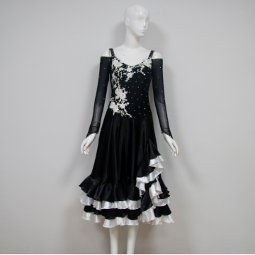 Ballroom Dance Costumes Damer
