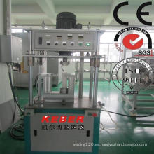 Máquina de soldadura por centrifugación de tubos PP