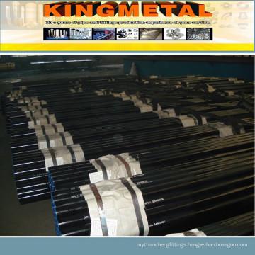 Schedule 80 API 5L Grade X60 Steel Pipe