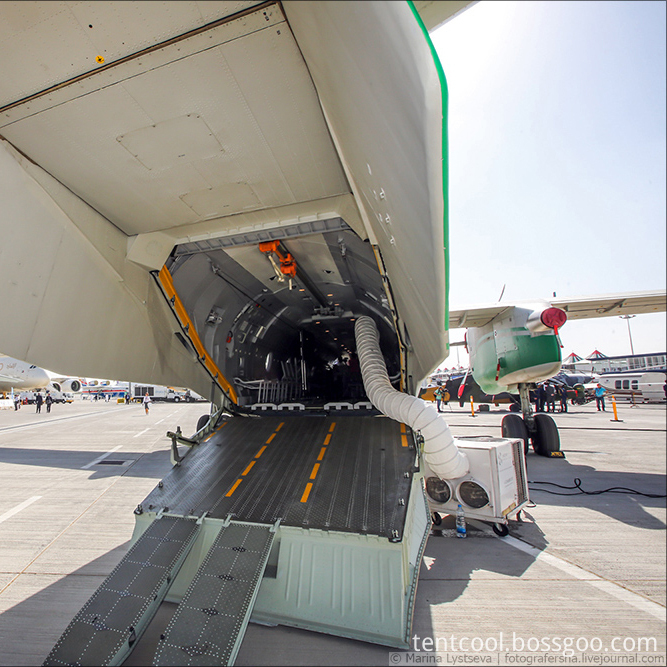 Aircraft Parking Air Conditioner