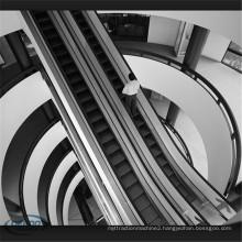 Automatic Human Public Indoor Elevator Shopping Mall Step Passenger Escalator