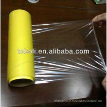 PVC stretch filme grau alimentar