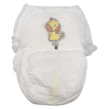 Free Sample OEM Brand Disposable Diapers A Grade  Lovely Baby Diaper Pants For Baby Care