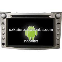 Lecteur DVD de voiture pour système Android Subaru Legacy