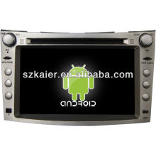 car dvd player for Android system Subaru Legacy