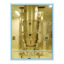 FBG fluid bed tea infusion granulator