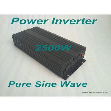 2500 Watt Pure Sine Wave Power Inverter / DC to AC Inverters
