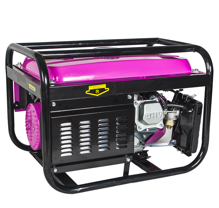 Portable 2.5kw gasoline generator Astra Korea manual