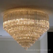 Moderne Kristall führte billige runde Decke bündig angebrachte beleuchtende Leuchter-Lampen 51119