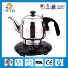 1L stainless steel electric hot water kettle