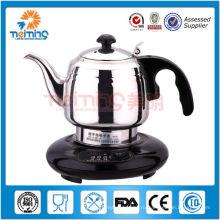 1Л из нержавеющей стали электрический чайник горячей воды