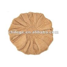 Casacos de malha de cashmere de malha de inverno