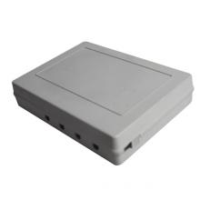 4 Core FTTH Fiber Optic Distribution Box