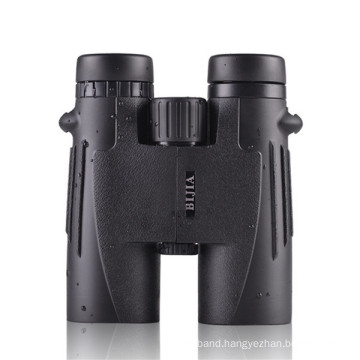10X42 Waterproof Fmc-Green Film Optical Binocular (B-39)