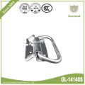 Aço inoxidável Chestle Handle Lock Flush Ring Pull