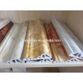 molduras de mármore artificial de pvc à prova de traça