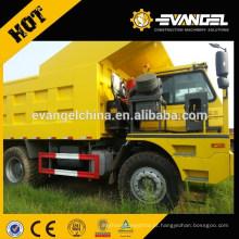 HOWO caminhão basculante para minas e rock com preço competitivo