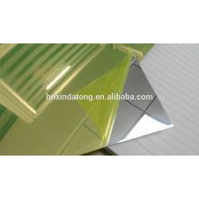 espejo de aluminio bobinas aleación 1050 3003 1085 temple H18 con alta reflectividad