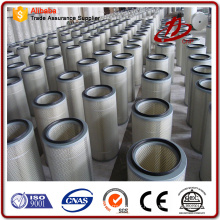 High Filtration Efficiency Polyester Industrial Smoke Air Filter