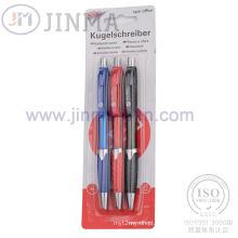 O cartão de presente mais Popular com 3 PCS bola caneta Jms6004