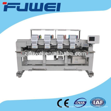 4/6/8/10 heads cap/flat embroidery machine for sales