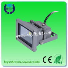 Outdoor proof led flood lighting bridgelux chip 45mil 10w led flood light