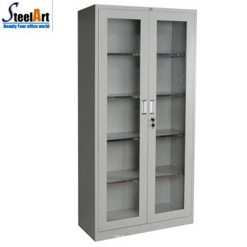 Высокое качество управления структура KD используется стеклянная дверь шкафа для хранения