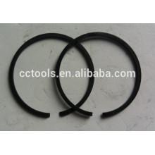 el anillo del pistón de las piezas de repuesto del cortador de cepillo fijó para 41.5CC 2-Stroke