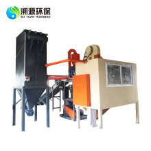 Máquina de reciclagem de placa de circuito de impressão de celular