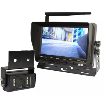 Forklift HD Camera 720p Wireless Front Camera System Ahd Back up Camera