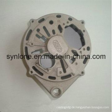 CNC OEM Zeichnung Design Aluminium Druckguss Teile