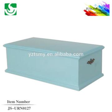 wooden pet caskets and urns JS-URN127
