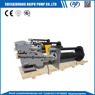 Centrifugal Vertikal Sump Solids Trash Slurry Pump