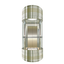 High Quality Famous Brand XIWEI Best-selling Circular Panoramic Elevator