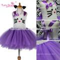 Bébé Filles Tutu Robe Princesse Ball Gown Enfants Partie Tulle Robe Enfants Danse Vêtements Pour Le Mariage D'anniversaire Robes De Fille De Fleur