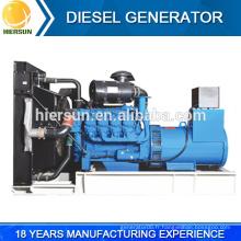 Production directe du fabricant Générateur diesel 150kva résistant aux prix bas