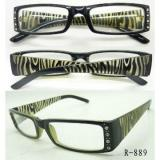 reading glasses with rhinestone/diamond/stone