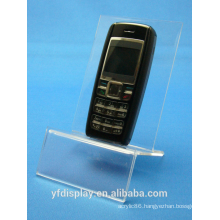 Custom-made Clear Acrylic Cell Phone Holder
