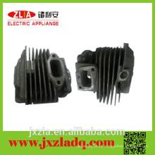 Piezas de aluminio Die Casting Shaping Mode cilindro de fundición de aluminio