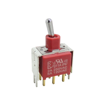UL Toggle Switch Switch Power Toggle